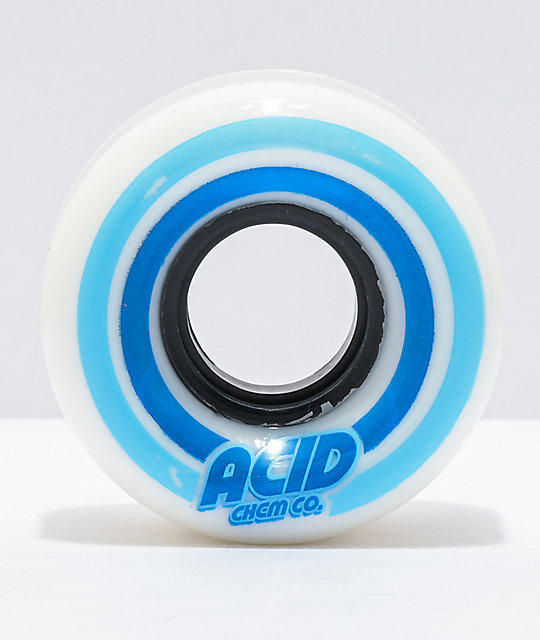 Acid Pods 53mm 86a Skateboard Wheels