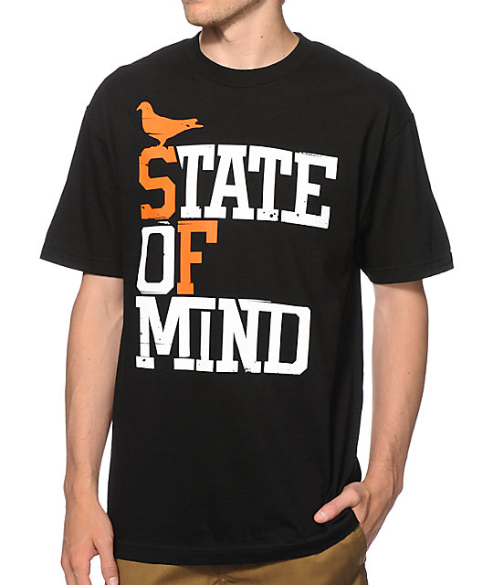 the best attitude cc548 3d285 Adapt SF State Of Mind T-Shirt