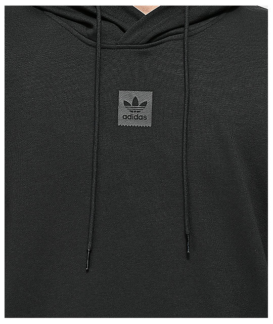 adidas Cornered Hoodie Black | adidas US