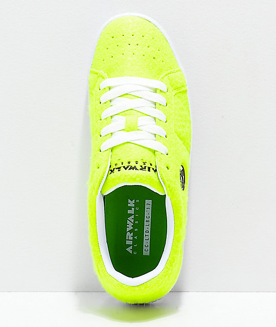 Mens Airwalk Jim Lo Tennis Ball Skate Shoe Journeys  Zumiez