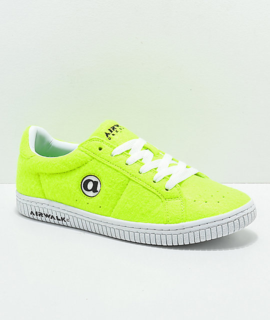 Airwalk Jim Lo Tennis Ball Skate Shoes  6b969bb37