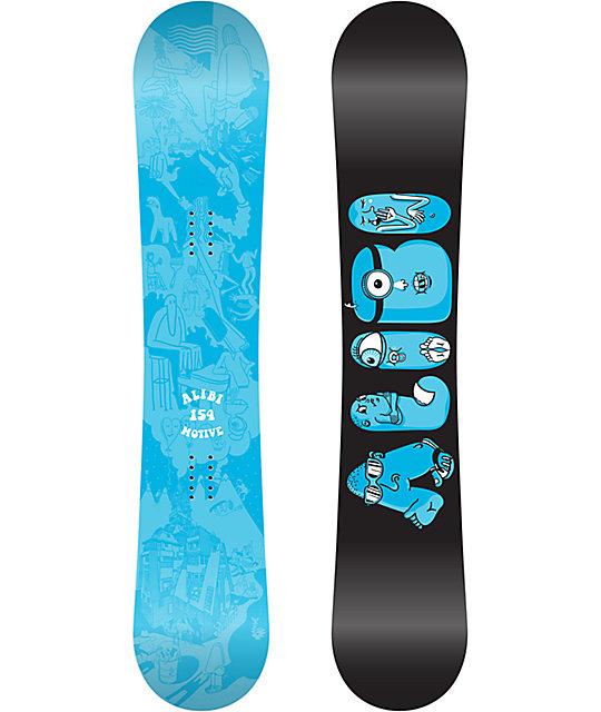 fc623a5e5c1 Alibi Motive Snowboard