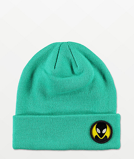 Alien Workshop Dot Teal Beanie