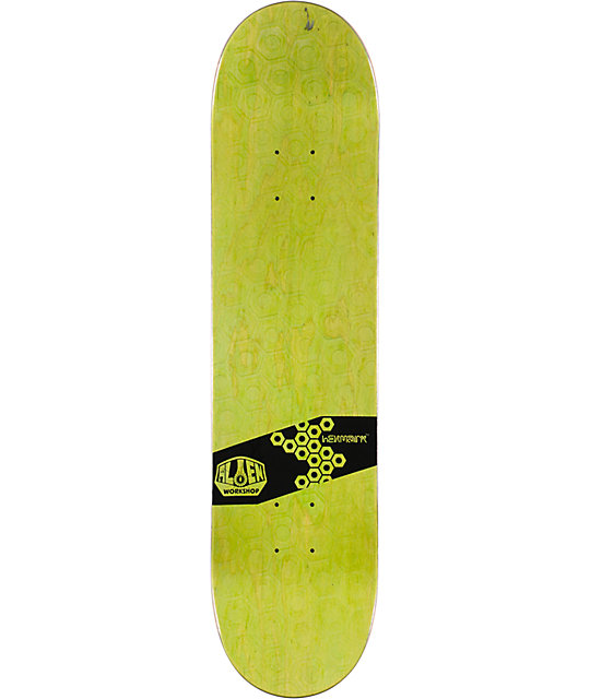 "Alien Workshop Dyrdek Hexmark Anaglyph 7.75""  Skateboard Deck"