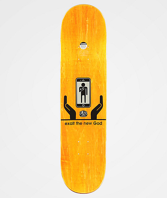 "Alien Workshop Gen Zed Exalt 8.0"" tabla de skate"
