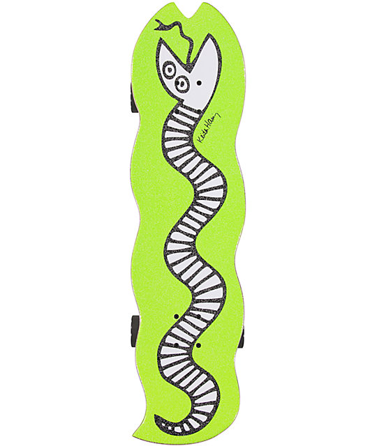 "Alien Workshop Haring Snake 32""  Cruiser Complete Skateboard"