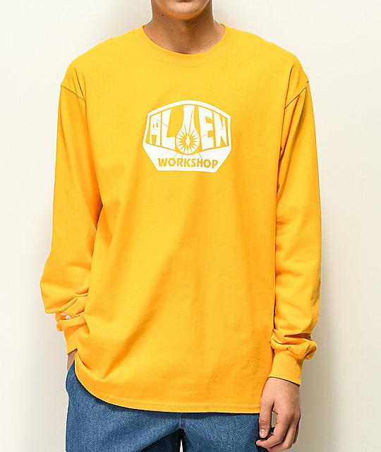 Alien Workshop OG Logo Long Sleeve T-Shirt