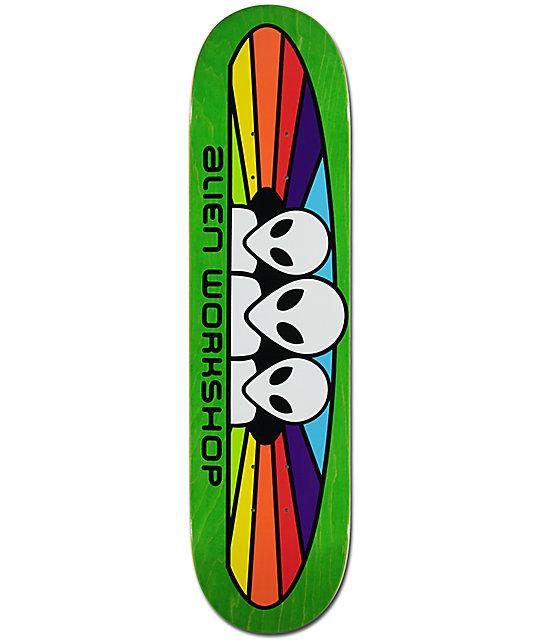 "Alien Workshop Spectrum 7.87"" Skateboard Deck"
