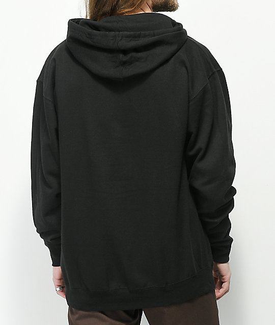 Alien Workshop Spectrum Black Hoodie