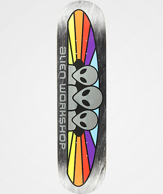 Alien Workshop Spectrum Foil 8.0