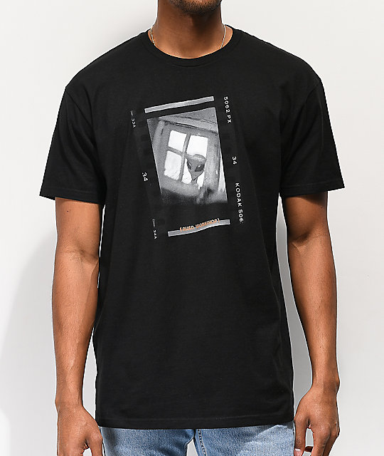 Alien Workshop Visitor Window Black T-Shirt