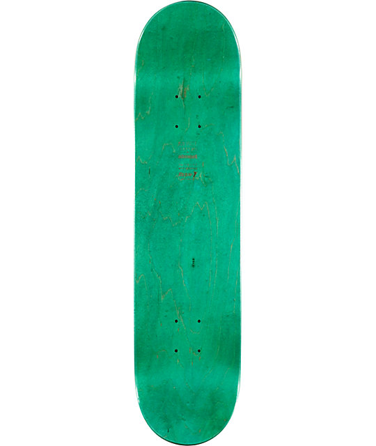 "Almost Daewon Fluorescent 7.75""  Impact Support Skateboard Deck"