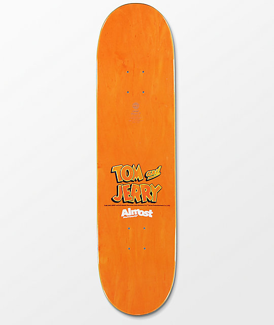"Almost Daewon Tom & Jerry 8.25"" Skateboard Deck"