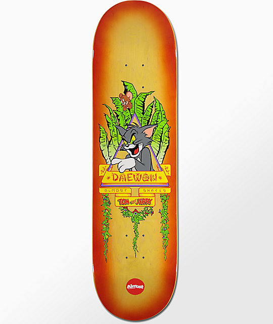 "Almost Daewon Tom Panther 8.25"" Skateboard Deck"