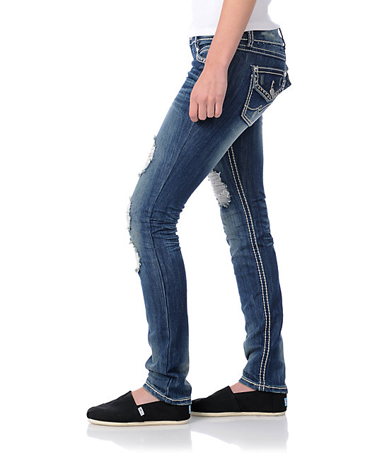 Almost Famous Janelle Skinny Jeans