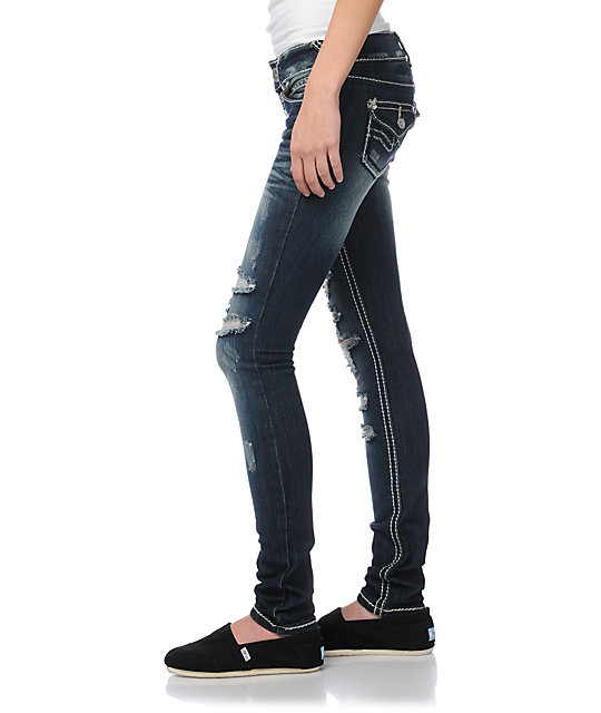 Almost Famous Monica Skinny Jeans