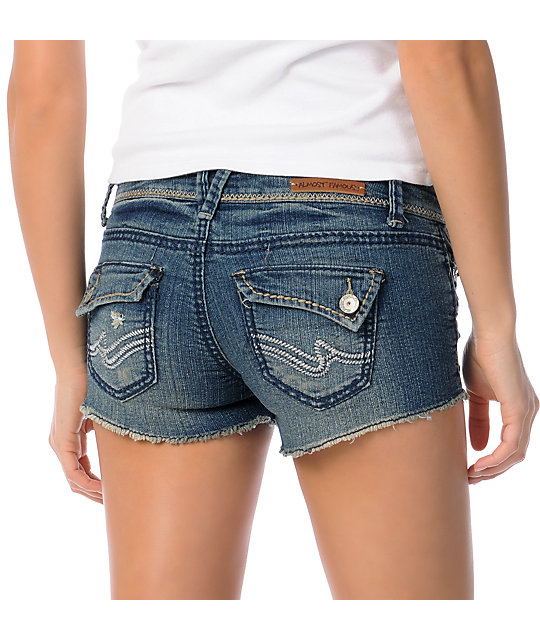 Almost Famous Natalie Cut Off Shorts