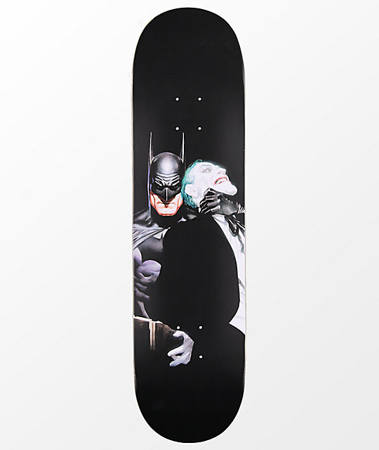 "Almost Mullen Batman Choker 8.25"" Skateboard Deck"