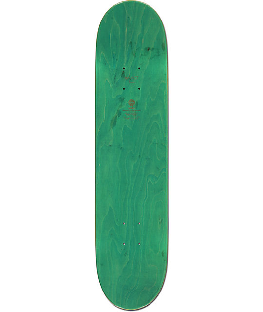 "Almost Mullen Tie Dye Impact Support 7.6""  Skateboard Deck"