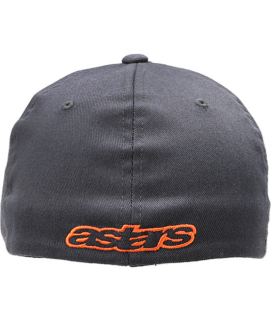 Alpinestars Corp Shift Black & Red Hat
