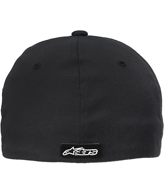 Alpinestars Reflect Charcoal FlexFit Hat