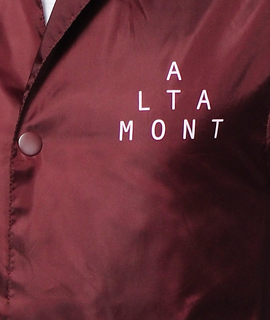 Altamont Lockstep Coach Jacket