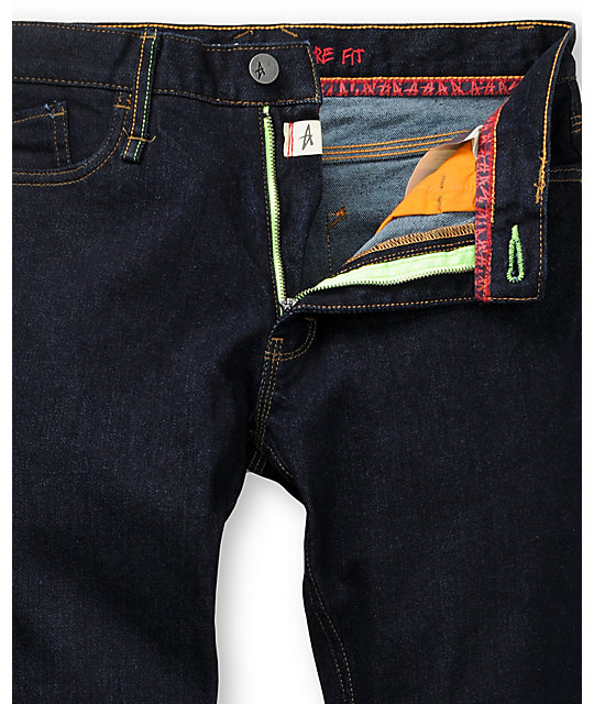 Altamont Slash Wilshire Indigo Denim