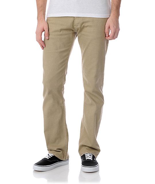ALTAMONT Mens Wilshire Straight Denim Pant