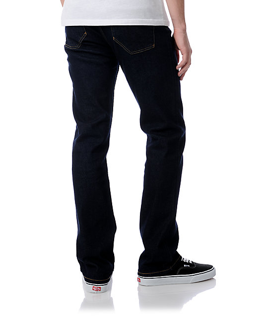 Altamont Wilshire Slash Indigo Regular Jeans