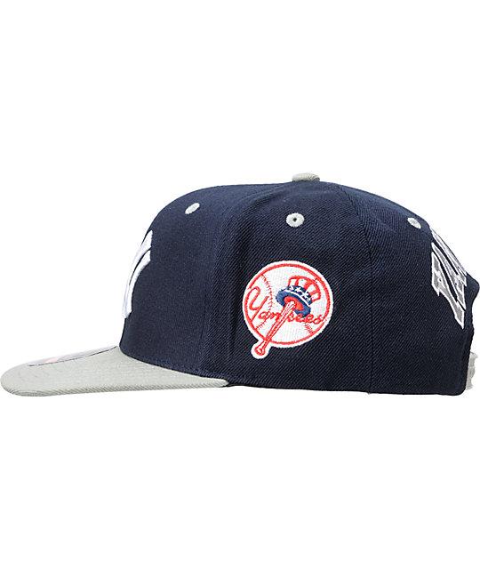 303fa818f1b ... American Needle Blockhead New York Yankees Snapback Hat