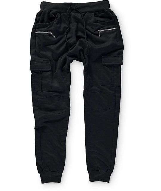 c7418ff2d4 American Stitch Cargo Terry Jogger Pants