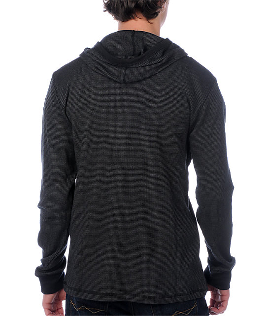 Analog Orthodox Black Sweater