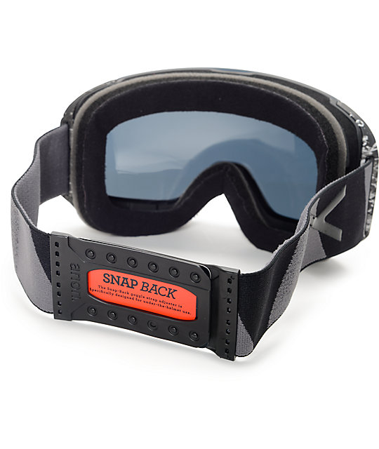 Anon M2 Fragment Dark Smoke Goggles