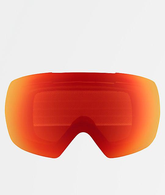 c67ccd27ff0 ... Anon Mig Black Sonar Infrared Snowboard Goggles