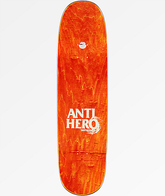 "Anti-Hero Beres Hurricane 8.63"" tabla de skate"