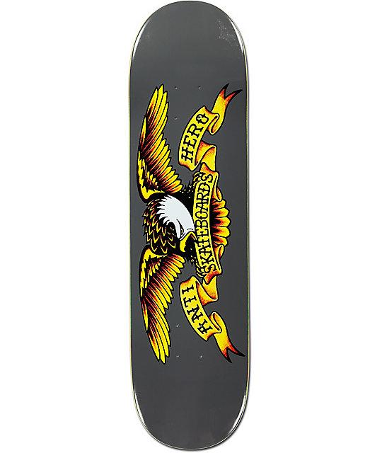 Anti Hero Classic Eagle Logo 825 Skateboard Deck