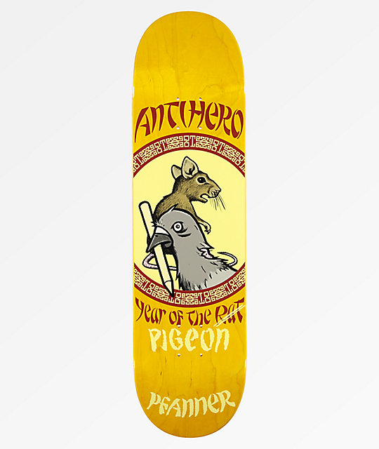 "Anti-Hero Pfanner Year Of The Pigeon 8.25"" tabla de skate"