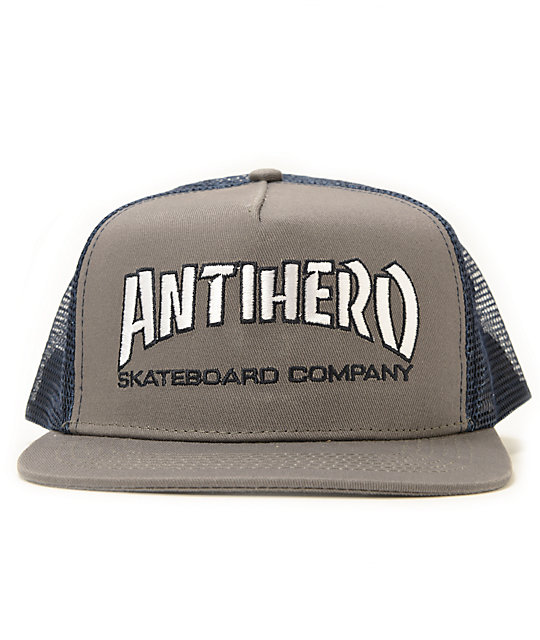 d5c5cad4924 Trucker Hat  Anti-Hero Skate Co. Trucker Hat