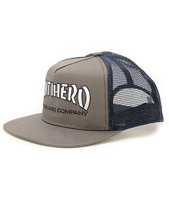 6501d4f5 Anti-Hero Skate Co. Trucker Hat | Zumiez