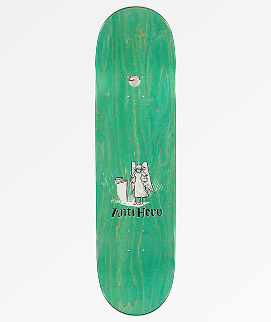 "Anti Hero Taylor Book Of Anti Hero 8.75"" tabla de skate"