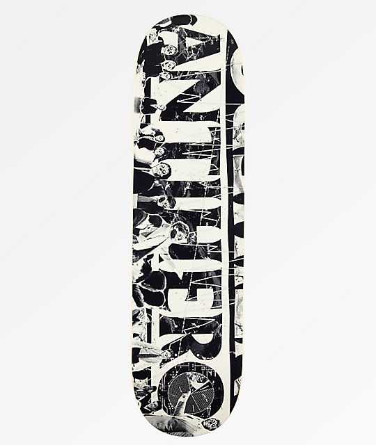 "Anti Hero Third Quarter  8.25"" tabla de skate"