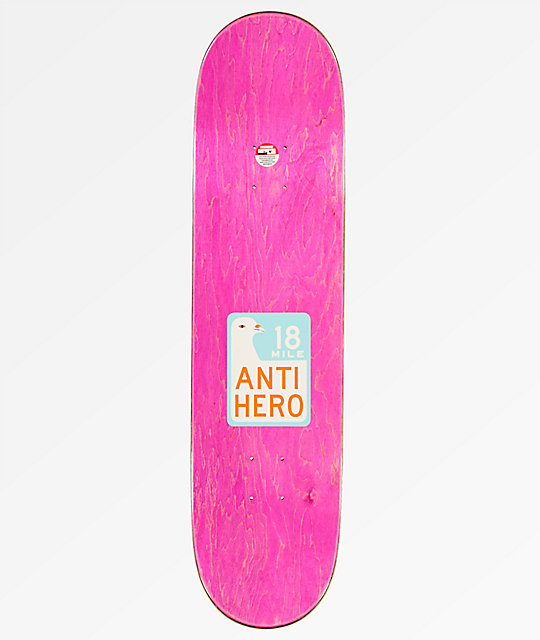 "Anti Hero Trujillo Scenic Drive 8.06"" Skateboard Deck"
