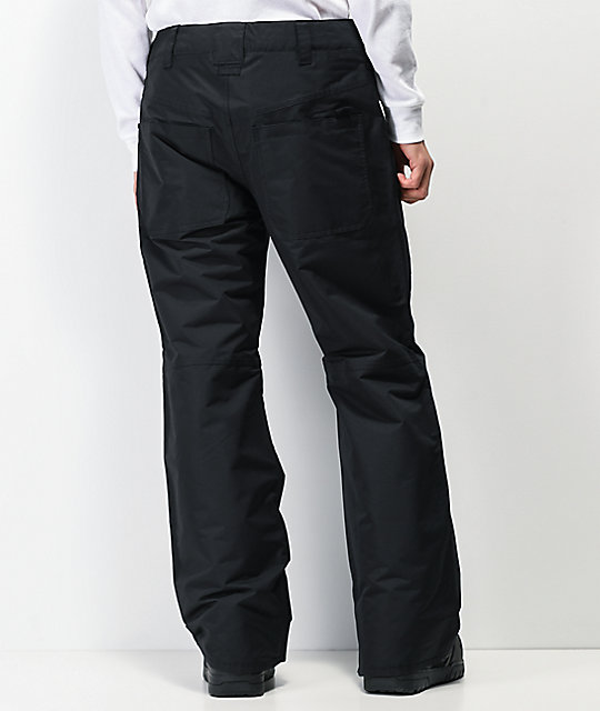 Aperture Boomer All-Black 10K Snowboard Pants