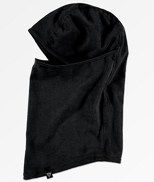 Aperture Civil Black Balaclava