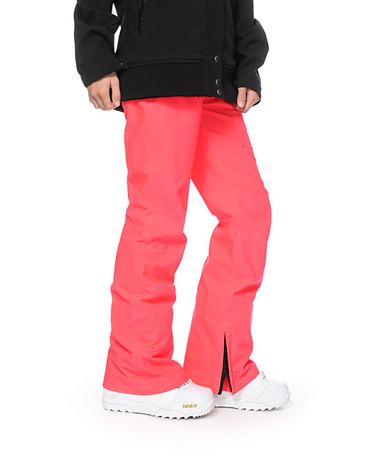 afdcd4c25a3 ... Aperture Crystal Hot Pink 10K Stretch Snowboard Pants ...
