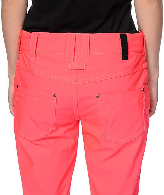 8a6e26b6b3d ... Aperture Crystal Hot Pink 10K Stretch Snowboard Pants