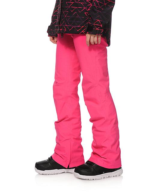 aa5c5127843 Aperture Crystal Pink 10K Snowboard Pants