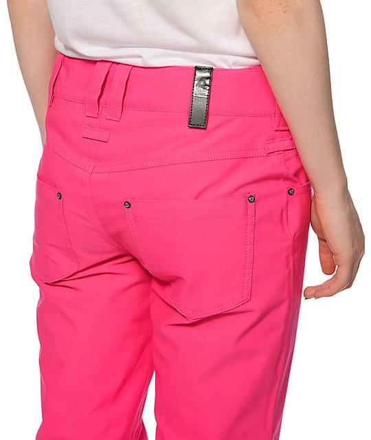 138f5ef47a3 ... Aperture Crystal Pink 10K Snowboard Pants ...