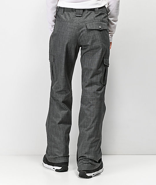 Aperture Verty Charcoal 10K Snowboard Pants