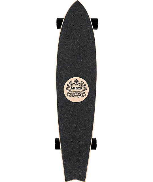 "Arbor Mission GT 37""  Longboard Complete"